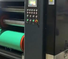 声音,纸箱印刷机的一大要素,流畅,清脆才是高速机该有的样子
